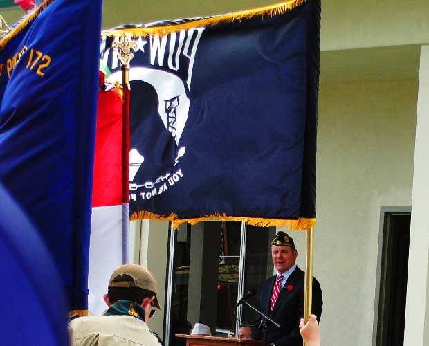 Memorial Day - Congressman Jeff Denham - Tracy, California - Memorial Day Ceremonies