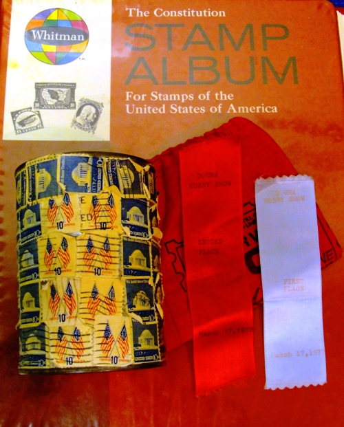 Stamp Collection - Stamp Collecting - Stamp Album - Philately