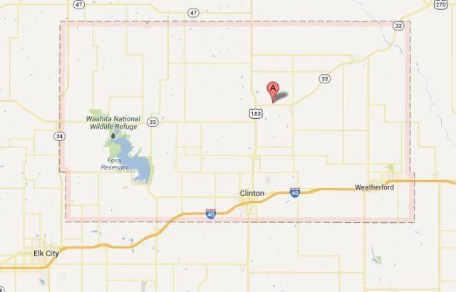 Custer County Oklahoma - Amish in Oklahoma - Thomas Oklahoma - Amish Settlements that Failed - John A. Miller