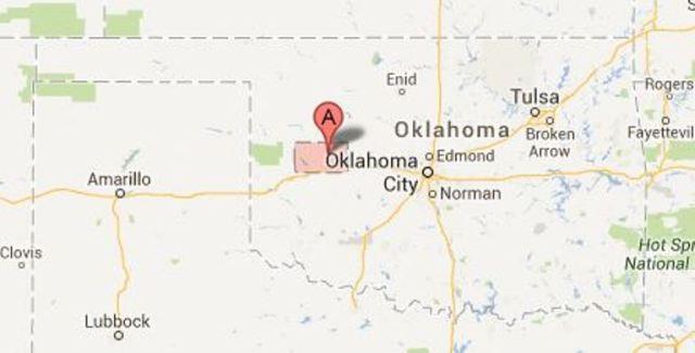 Thomas Oklahoma - Amish in Oklahoma - John A. Miller - Amish Settlements that failed