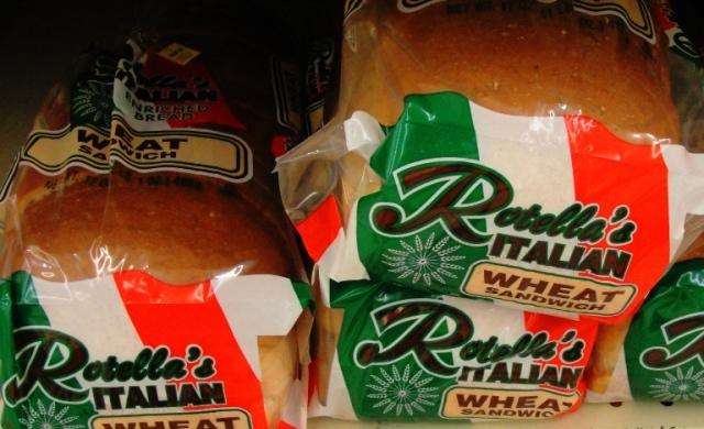 Rotella's Italian Wheat Bread - Omaha, Nebraska - Vacation Bread