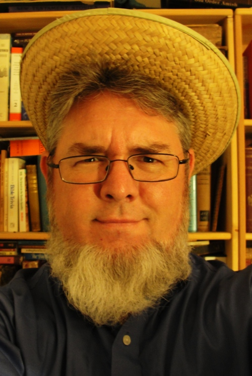 Amish Beard - Amish - Beard without mustache - Amish Heritage