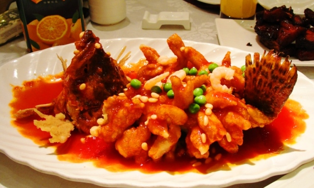 Whole Fish - Chinese Food - Food Presentation - Sweet and Sour Fish