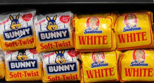 Bunny Soft Twist - Sunbeam White - Bread Choices - Home Pride Replacement - Bread Aisle