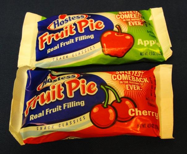 Hostess Fruit Pies - Apple Pie - Cherry Pie - Twinkies Shortage - Sweetest Return