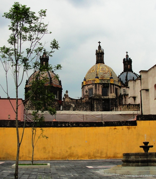 El Carmen Church - San Angel - Monestary - Mummies - Carmelite Nuns
