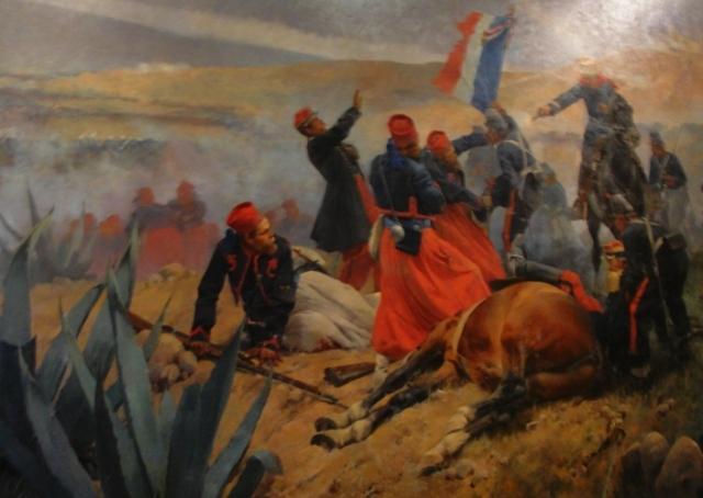 Cinco de Mayo - Battle of Puebla - Mexico vs. France - May 5, 1862