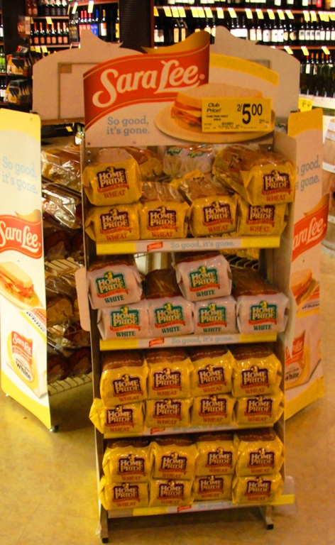 Home Pride Bread - Home Pride Bread is Back - Flowers Foods - Butter Top Wheat