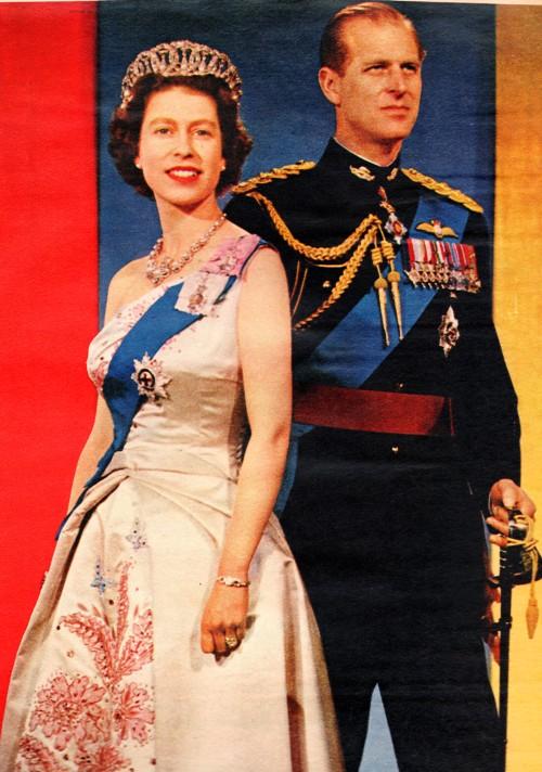 Queen Elizabeth II - Prince Phillip - Queen's Birthday - Western Australia - Royal Couple