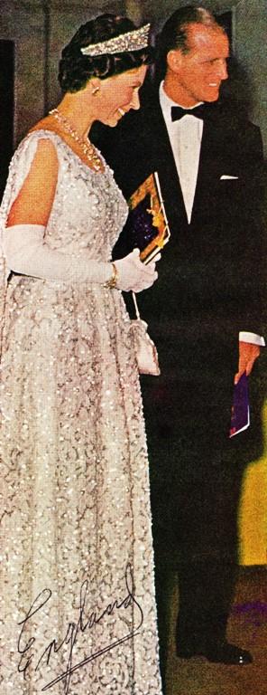 Queen Elizabeth II - Prince Philip - Formal Wear - Queen's Birthday - Western Australia