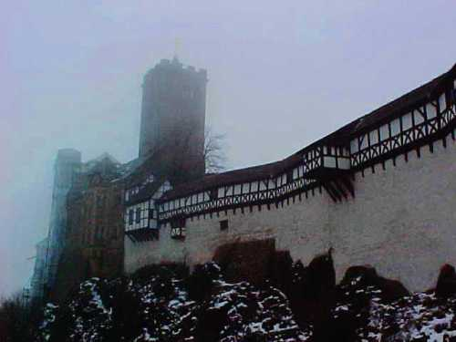 Wartburg, Eisanach, Germany, Martin Luther, Reformation Day, October 31