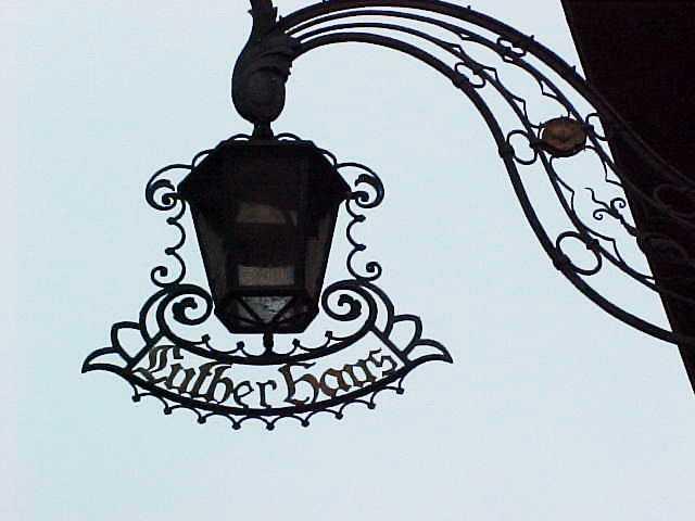 Luther Haus - Eisenach, Germany - Reformation Day - Cotta Family - Wartburg