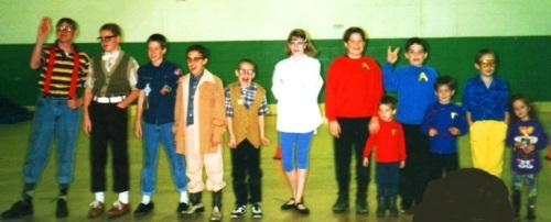 Nerd Party - Costume Party - Nerd Costume - Kid Costumes - Halloween Party