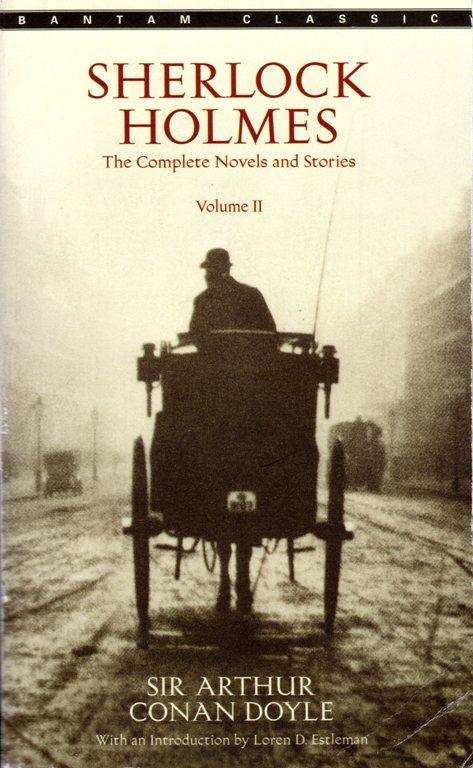 Sherlock Holmes - The Complete Sherlock Holmes - Sir Arthur Conan Doyle - Sherlock TV Series