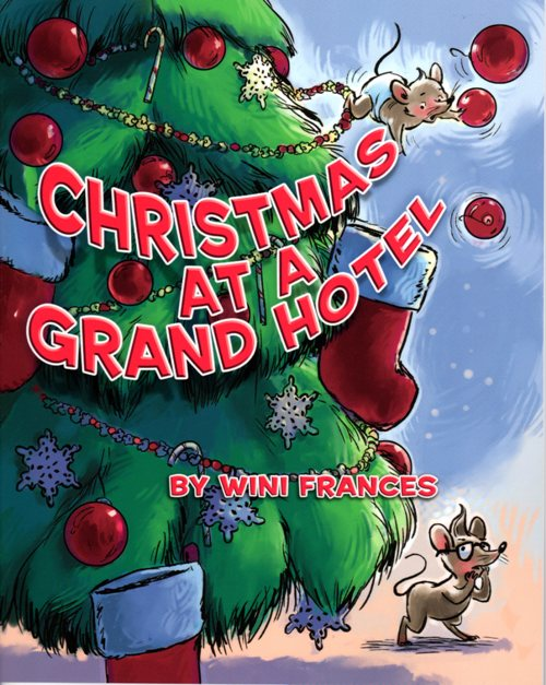 Christmas at a Grand Hotel - Wini Frances - Book Review