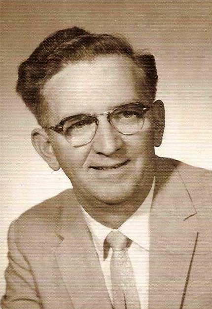 Richard Yoder - Preacher - Frytown, Iowa - Memories