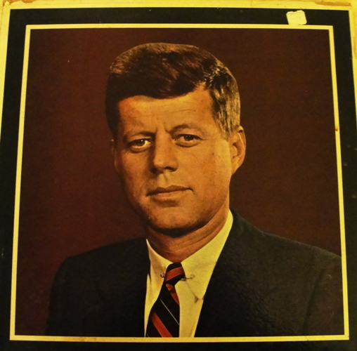 Kennedy Memorial Record - Kennedy Speeches - News Broadcasts - Memorial - 50 year anniversary of JFK's death