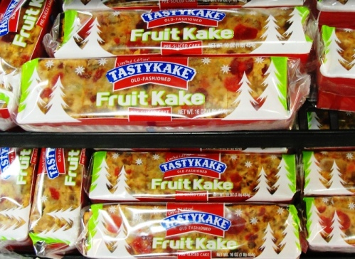 Tasty Kake - Fruit Kake - Flowers Foods - Snack cake sales