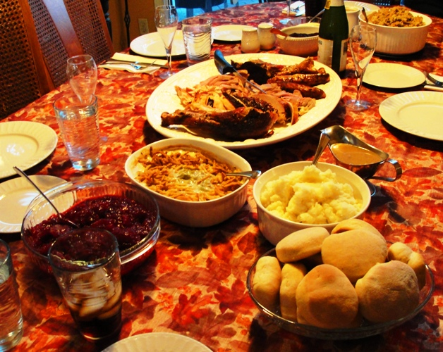 Thanksgiving Meal - Turkey with Trimmings - Time for Thanks - Holiday Meals - Ready to Eat