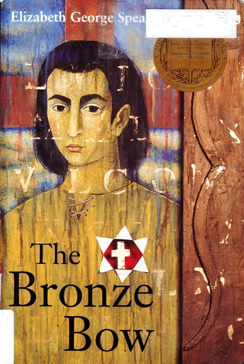 The Bronze Bow - Elizabeth George Speare - Historical Fiction - Newberrry Medal Winner 1962 - Sea of Galilee