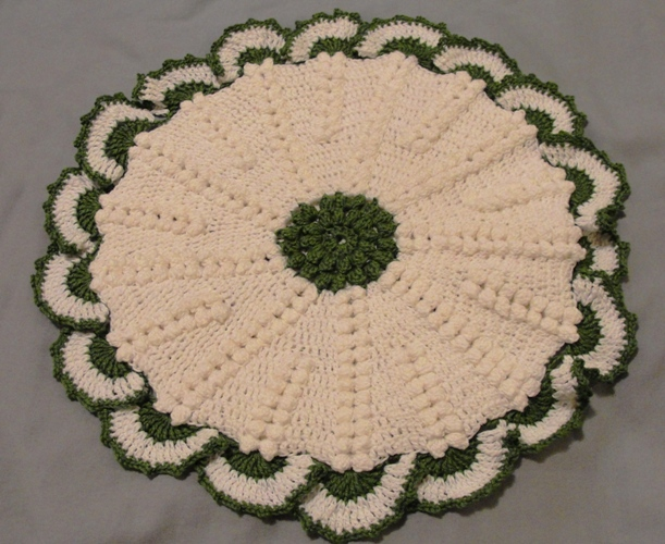 Crochet - Needlework - Remembering Grandma - Gift Exchange - Hand Made Gift