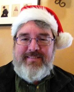 Happy Holidays - Santa - Braman's Wanderings - Christmas - Santa Hat