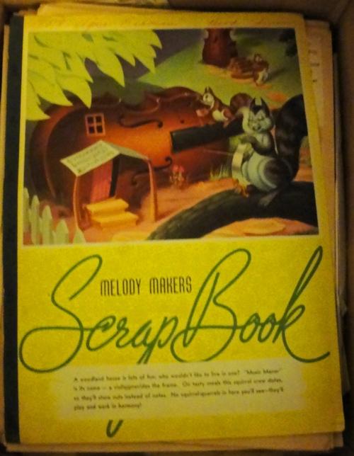 Scrapbooks - Grandma - memories - Classic Scrap Books