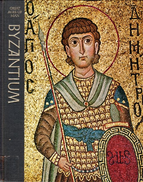 Great Ages of Man Byzantium - Research - History - Turkey - Vacation Reading