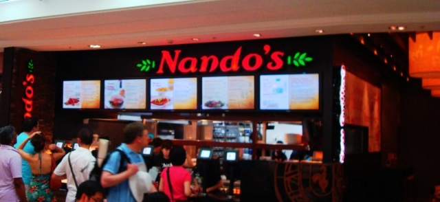 Nando's - Peri-Peri - Chicken - South Africa - Australia - Nando's Fix - Spicy Chicken
