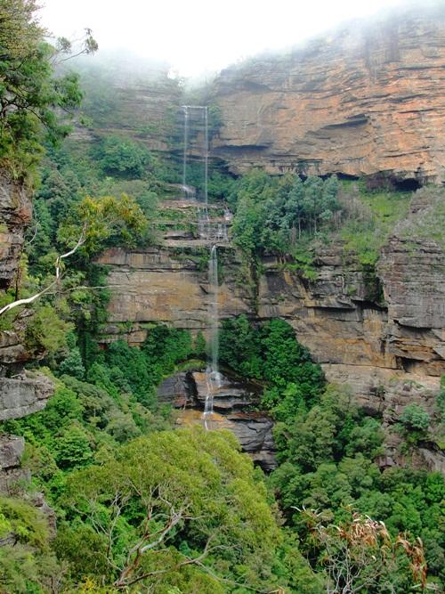 Katoomba Falls - Blue Mountains - Australia - Waterfalls