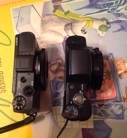 New Camera - Sony DSC-RM100M2 - Cyber-Shot - Zeiss Lens
