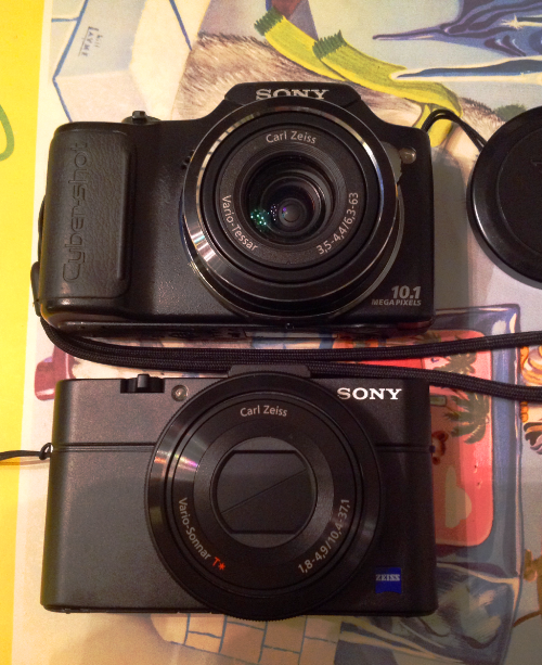 New Camera - DSC-RX100M2 - Sony/Zeiss - Zeiss Vario-Sonnar T*