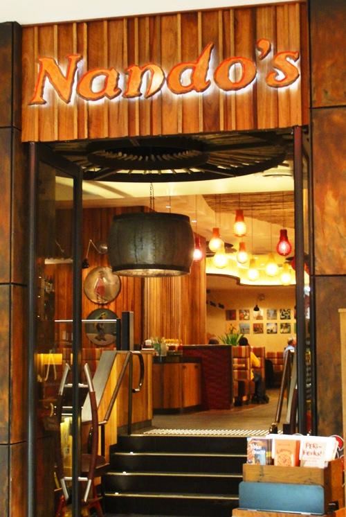 Nando's Macquarie Centre - Australian Nando's - Peri Peri Sauce - Nando's Fix