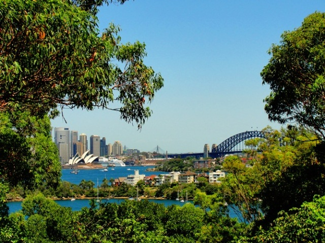 Zoo with a View - Sydney Harbour - Opera House - Harbour Bridge - Taronga Zoo