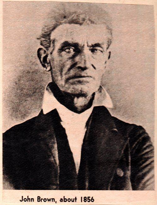 John Brown - Abolitionist - Iowa - Harper's Ferry - Bleeding Kansas - Abolitionists in Iowa