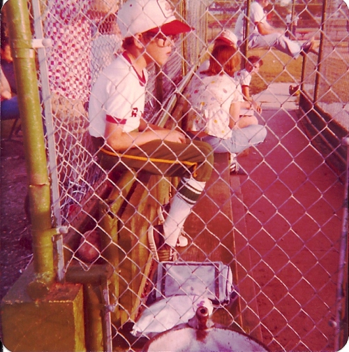 Baseball - Little League Baseball - Bench Warmer - Baseball Dugout - Baseball Memories