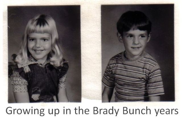 Brady Bunch - Bobby and Cindy - Growing up Brady - 1970's Pictures