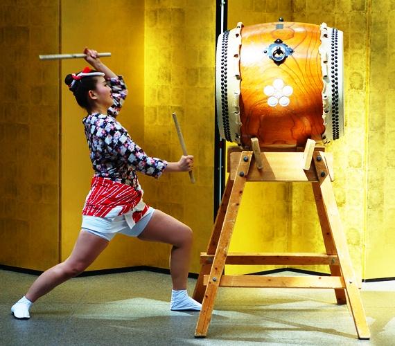 Taiko - Bachi - kumi-daiko - Japanese drums