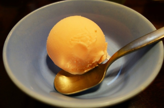 Cherry Blossom Ice Cream - Shabu-Shabu - Ice Cream
