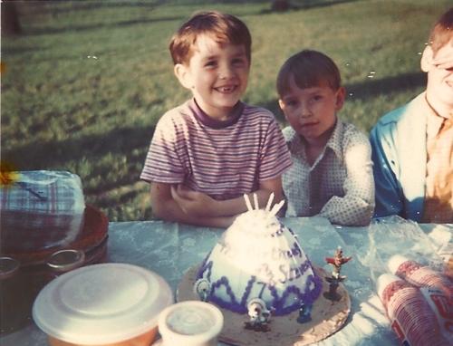 Birthday Cake, 7th birthday, indian teepee cake, birthday party, ottumwa lagoon park