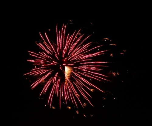 Patterson Fireworks, Apricot Fiesta, 2014 Fireworks, Birthday Fireworks