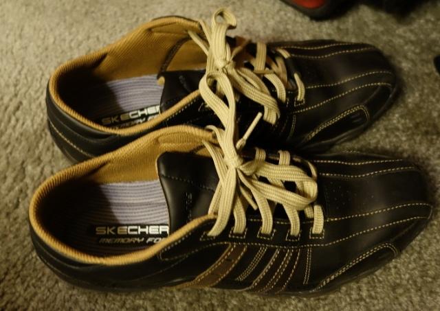 Sketcher Shoes - Casual Shoes - Black Shoes - Comfortable Shoes