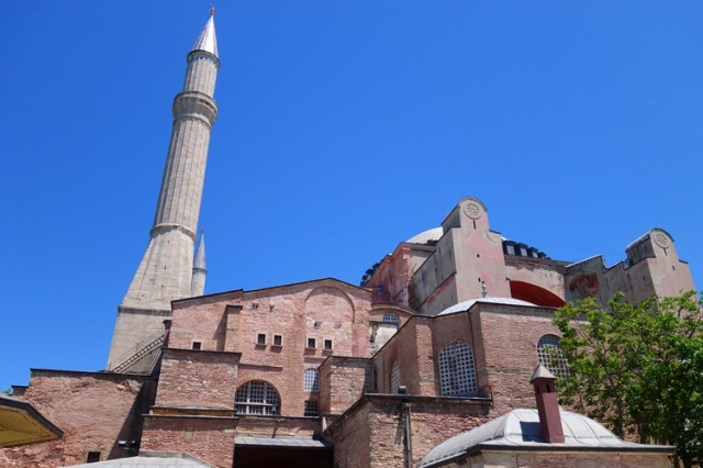 Hagia Sofia, Mosque, Church, Museum, Istanbul, Turkey