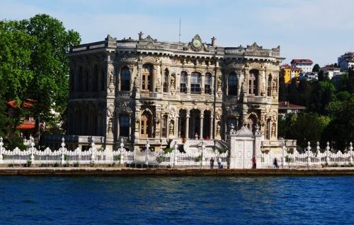Bosphorus Cruise - Asia - Europe - Bosphorus River - Mansions