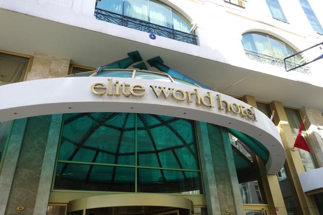Elite World Hotel - Istanbul - Turkey - Hotel in Istanbul