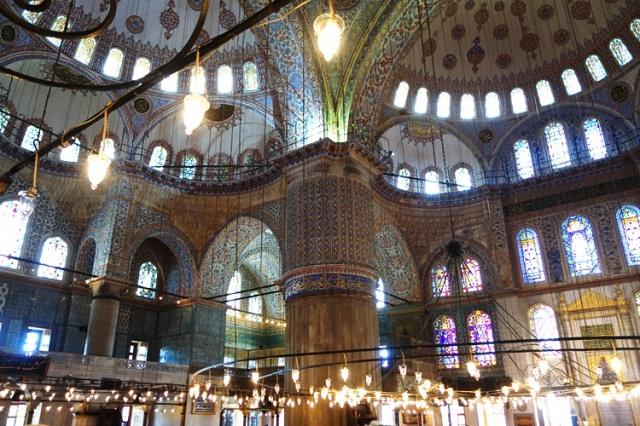 Blue Mosque - Istanbul - Turkey - Turkish Mosque