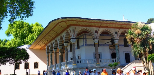 Topkapi Sarayi Museum - Topkapi Palace - Treasures of Turkey - Sword of David