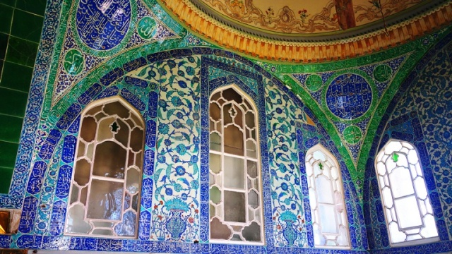 Topkapi Palace Harem - harem - Beautiful buildings