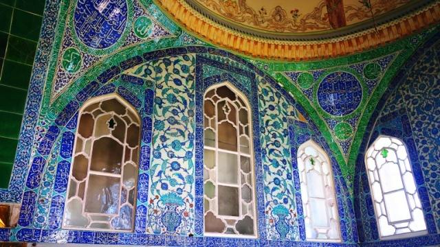Topkapi Palace Harem - harem - Beautiful buildings