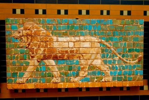 Istanbul Archaeology Museum - Ishtar Gate - Procession Street - Babylon